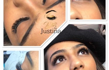 Lashes  by Justina